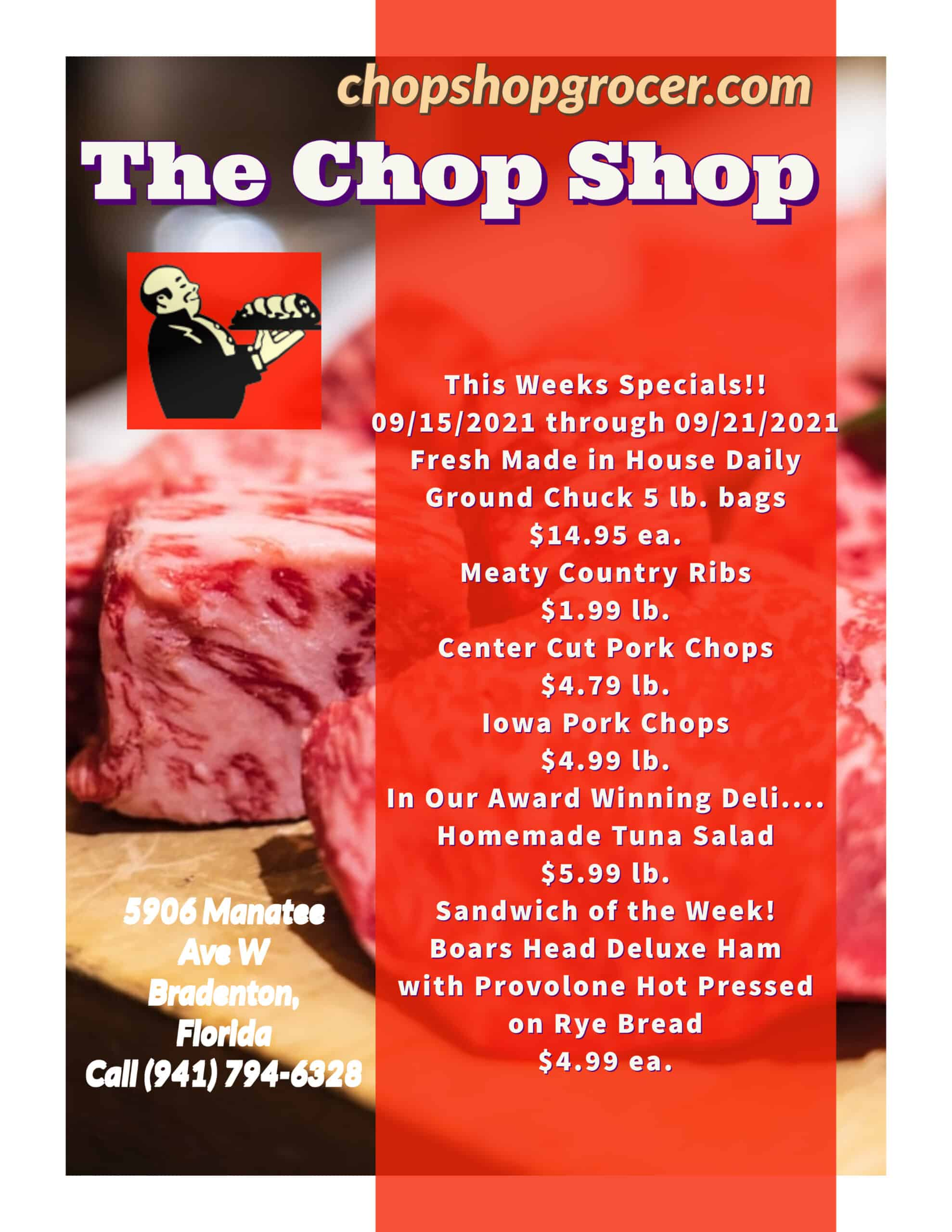 2 chop shop