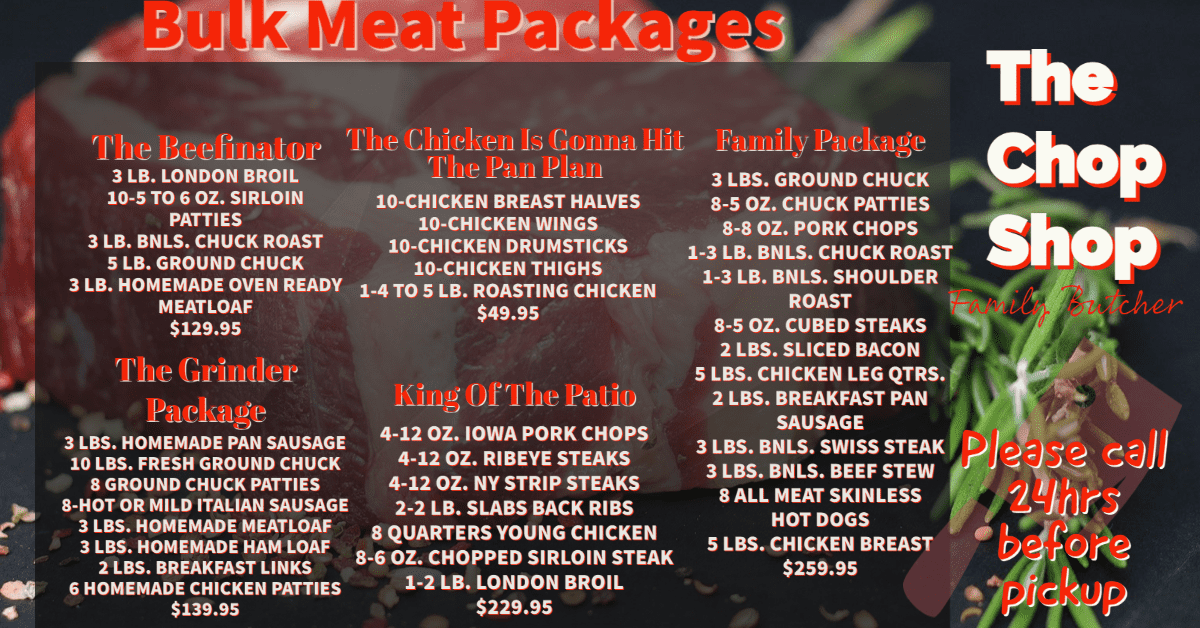 Meat pack 2 UPDATED 9 28 2021